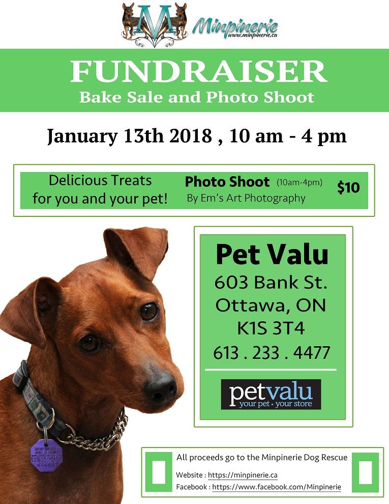 Fundraiser Jan 13 2018