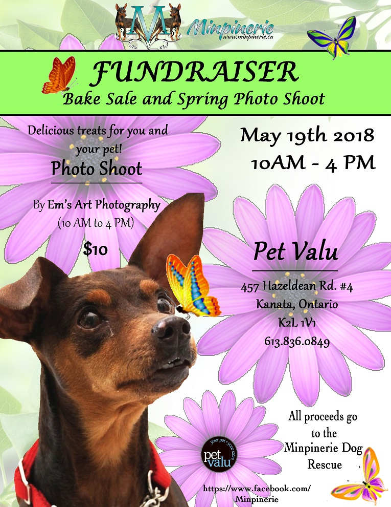 Fundraiser - May 19th